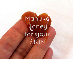 manuka honey for your skin by thedabblist, on Flickr
