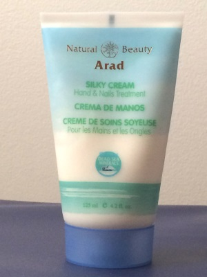 Dead Sea Mineral hand cream for Eczema
