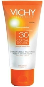 vichy sunscreen for Eczema