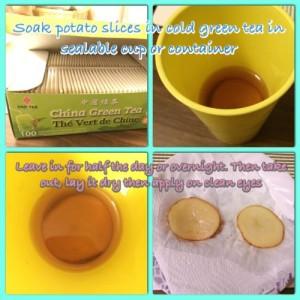 Potato and green tea eye collage_image001