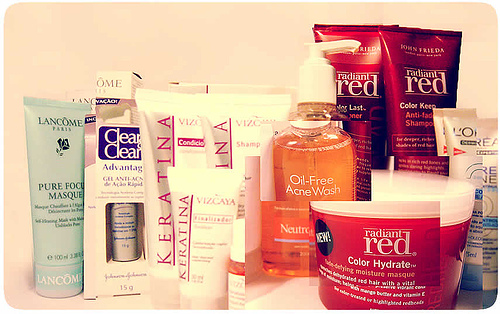 My very first beauty shopping spree by autumn_bliss, on Flickr
