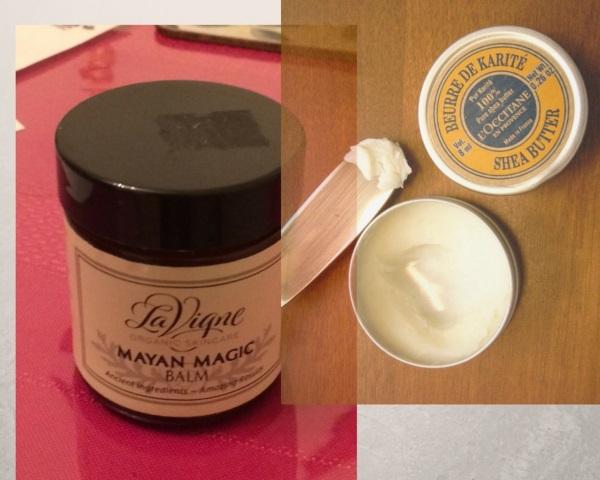 Body butter balm for Eczema