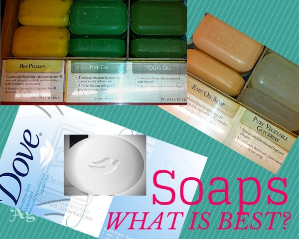 Finding the right soap for Eczema