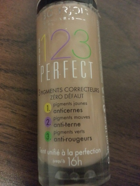 123 perfect makeup. Does it work for Eczema?