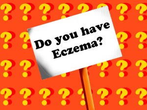 Do you have Eczema Sign