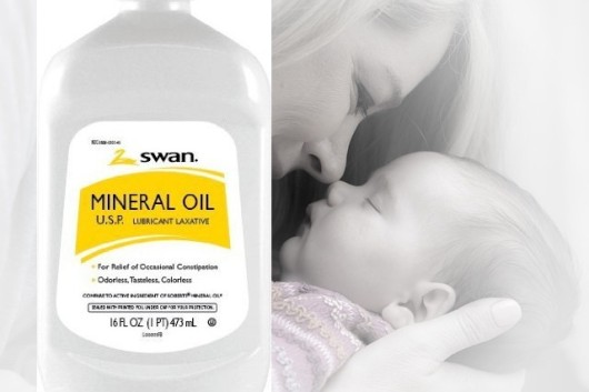 Is mineral oils bad especially for Eczema?