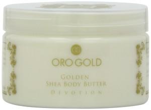 OroGold Golden Shea Body Butter