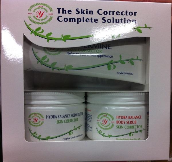 dead sea minerals kit for Eczema