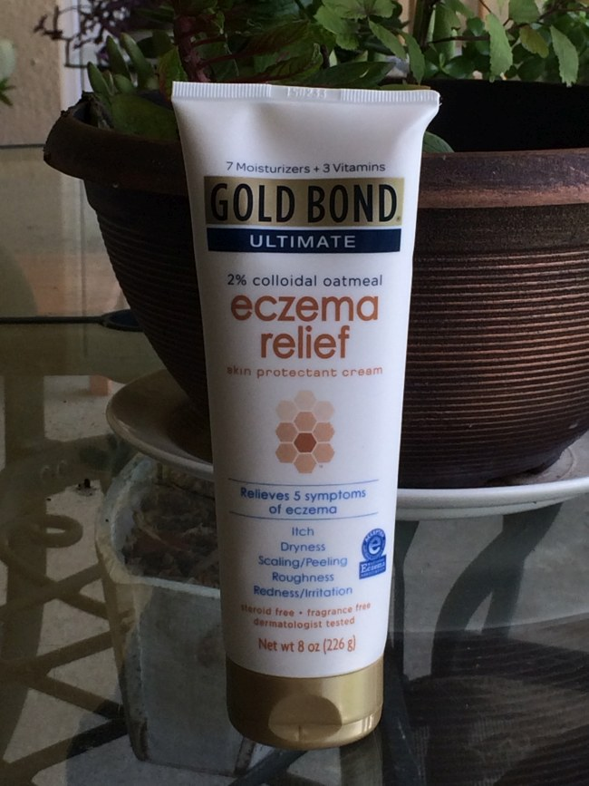 Goldbond Ultimate 2% Colloidal Oatmeal Eczema Relief - A Cream Review - Battle Eczema