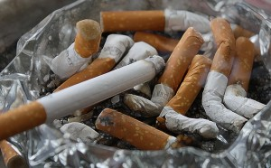 cigarettes Smoking increase Eczema flare ups