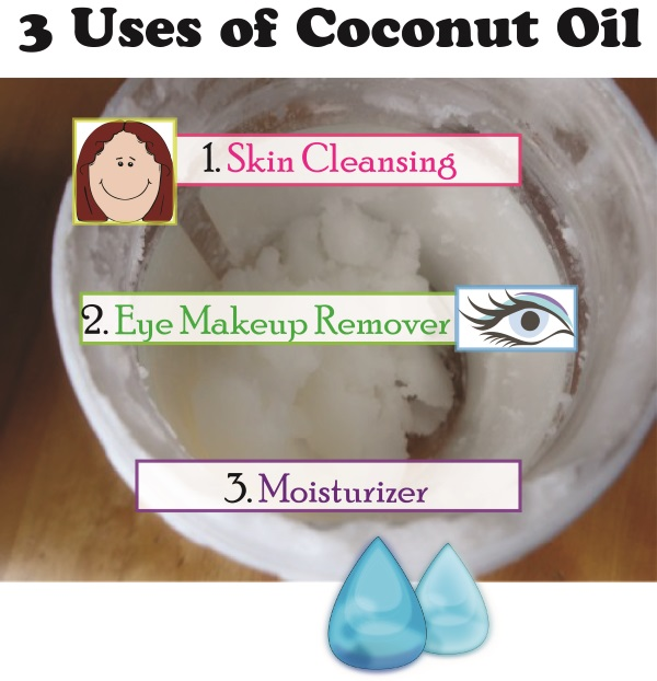 Coconut-Oil and Eczema uses